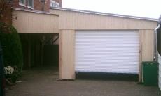 Pultdach Garage - 02