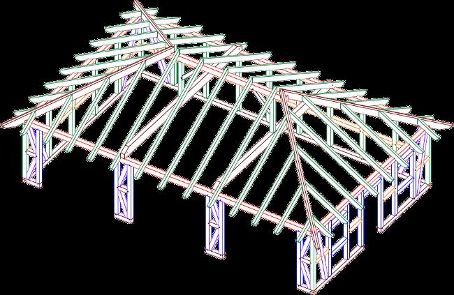 Kvh Maße Tabelle : fachwerk garage osnabr ck walmdach kvh 10 77 x 6 69 m ~ Lizthompson.info Haus und Dekorationen