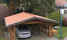 Fachwerk Garage - Torgau