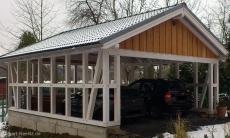 Fachwerk Garage - Münster