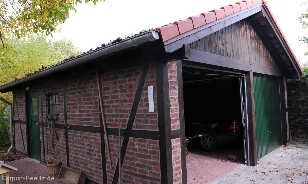 Fachwerk Garage - 01