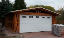 Fachwerk Garage - Michendorf