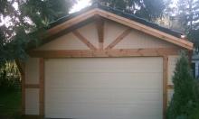Fachwerk Garage - 11