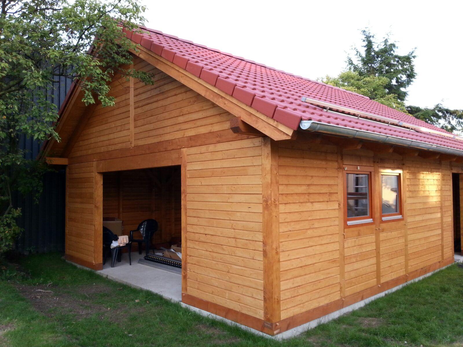 Holzgarage - Görlitz