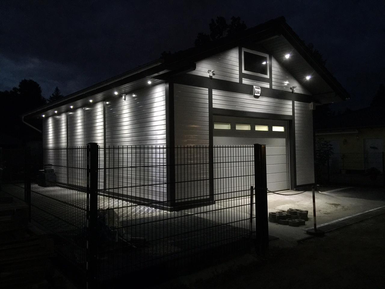 Holzgarage - Mahlow - 1