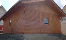 Holzgarage - Forst