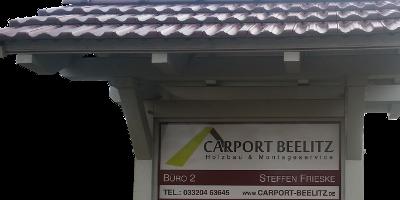 Carport-Beelitz Unternehmen