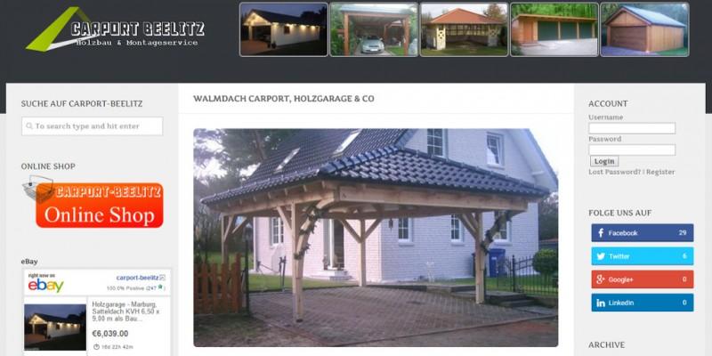 Carport-Beelitz Walmdach Twitter